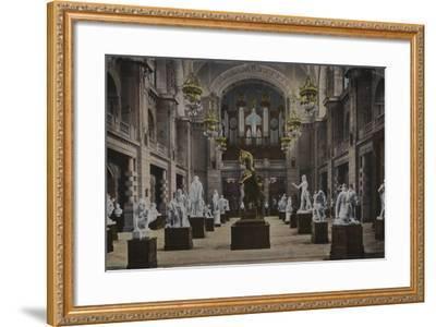 Art Galleries, Glasgow--Framed Photographic Print