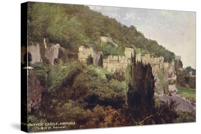 Gwrych Castle, Abergele--Stretched Canvas Print