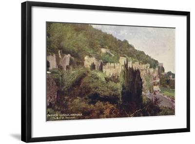 Gwrych Castle, Abergele--Framed Photographic Print