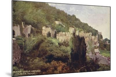 Gwrych Castle, Abergele--Mounted Photographic Print