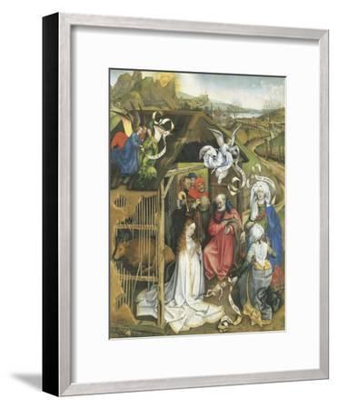 Nativity, 1425-1430--Framed Giclee Print