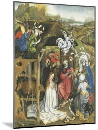 Nativity, 1425-1430--Mounted Giclee Print