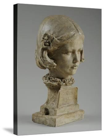 Bust of Elfrida Thornycroft, 1909-William Hamo Thornycroft-Stretched Canvas Print