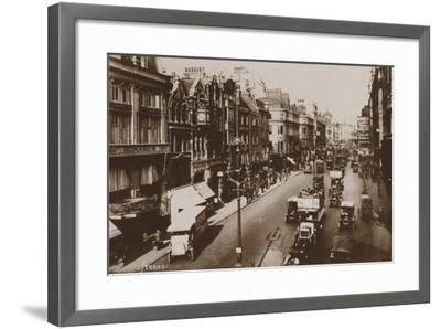 Strand--Framed Photographic Print