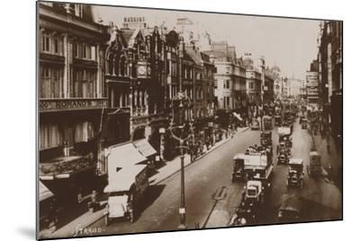Strand--Mounted Photographic Print