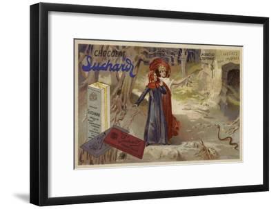 Lasciate Ogni Speranza--Framed Giclee Print