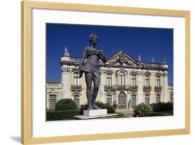 18th Century Queluz Palace, Queluz, Portugal--Framed Giclee Print