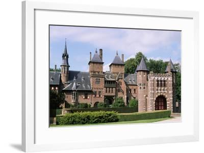 Castle De Haar, 1892--Framed Giclee Print