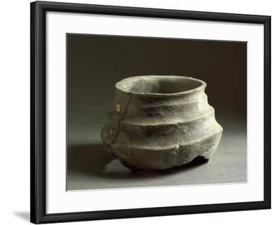 Prehistoric Bowl, from Emilia Romagna Region, Italy--Framed Giclee Print