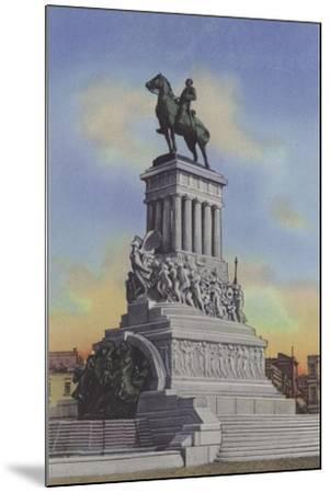Monumento a Maximo Gomez, Maximo Gomez Monument--Mounted Photographic Print