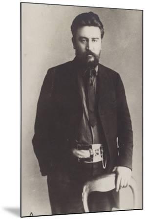 Aleksandr Kuprin--Mounted Photographic Print