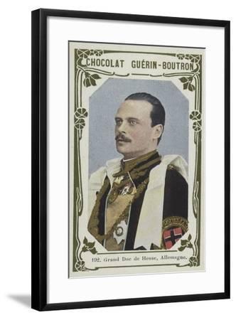 Grand Duc De Hesse, Allemagne--Framed Giclee Print