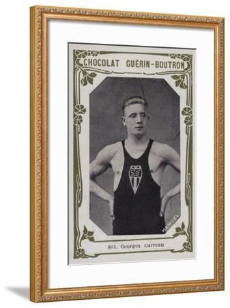 Georges Garreau--Framed Giclee Print