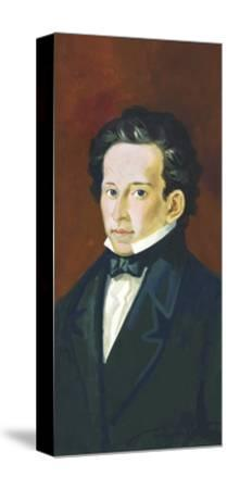 Giacomo Leopardi--Stretched Canvas Print