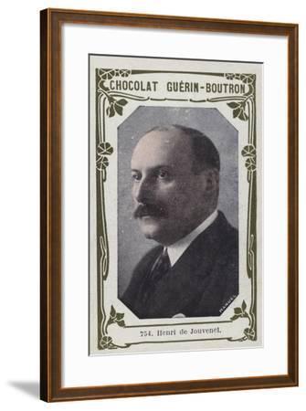 Henri De Jouvenel--Framed Giclee Print