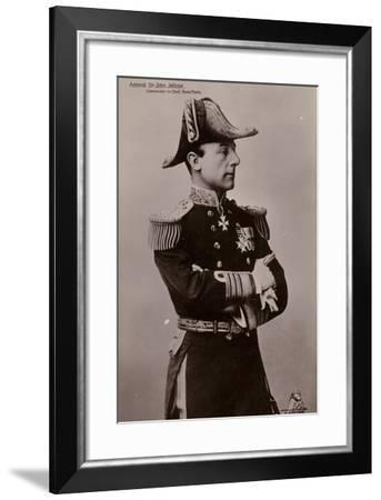 Admiral Sir John Jellicoe--Framed Photographic Print