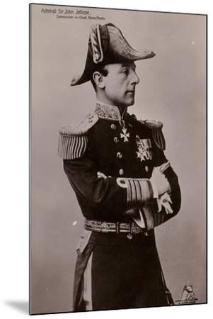 Admiral Sir John Jellicoe--Mounted Photographic Print