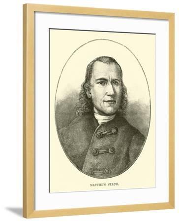Matthew Stach--Framed Giclee Print