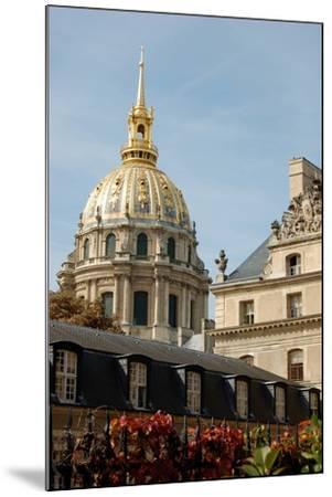 Les Invalides, Paris, France--Mounted Photographic Print