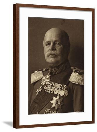 General Von Eichorn--Framed Photographic Print