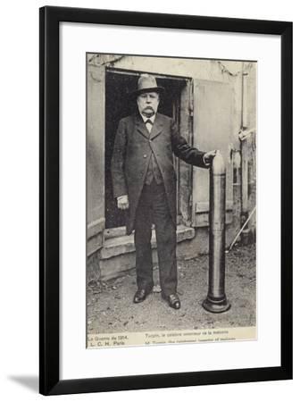 Eugene Turpin--Framed Photographic Print
