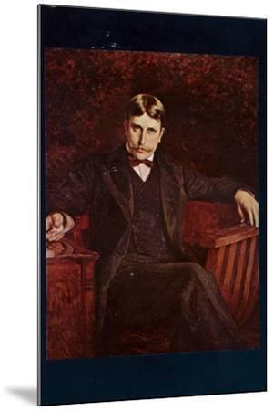 William Randolph Hearst--Mounted Giclee Print