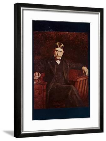 William Randolph Hearst--Framed Giclee Print