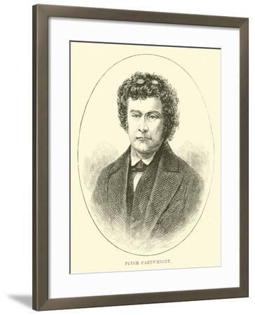 Peter Cartwright--Framed Giclee Print