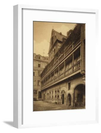 The Rebstock--Framed Photographic Print