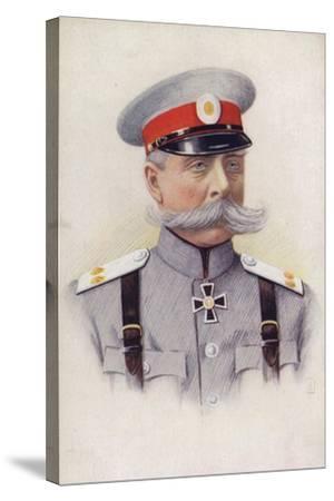 General Von Rennenkampf--Stretched Canvas Print