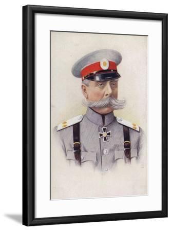 General Von Rennenkampf--Framed Giclee Print