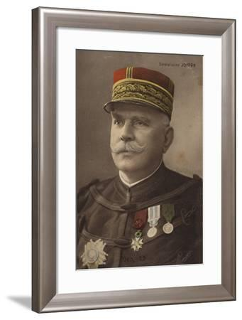 General Joffre--Framed Photographic Print