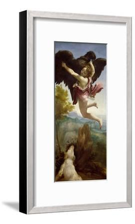 The Abduction of Ganymede, 1531-32--Framed Giclee Print