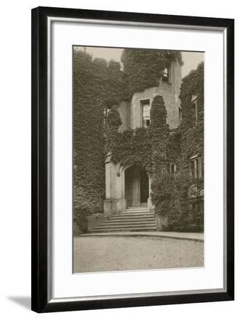 Head-Master's House, Rugby--Framed Photographic Print