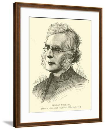 Bishop Colenso--Framed Giclee Print