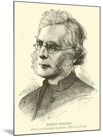Bishop Colenso--Mounted Giclee Print