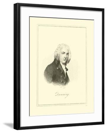 Dunning--Framed Giclee Print