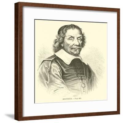 Heinsius--Framed Giclee Print