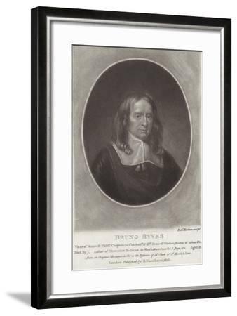 Bruno Ryves--Framed Giclee Print