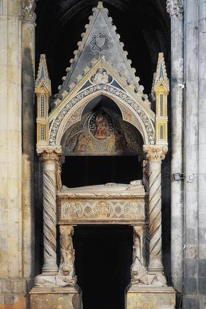 Tomb of St Catherine of Austria--Framed Giclee Print
