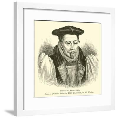 Lancelot Andrewes--Framed Giclee Print