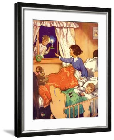 Illustration from a Children's Book, 1950s--Framed Giclee Print