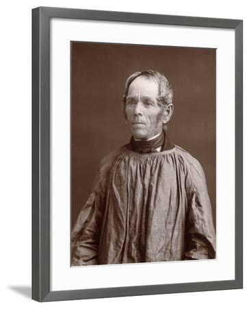 Burgundy Peasant, 1890--Framed Photographic Print