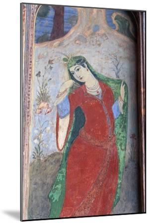 Iran, Esfahan, Meidan Emam--Mounted Giclee Print