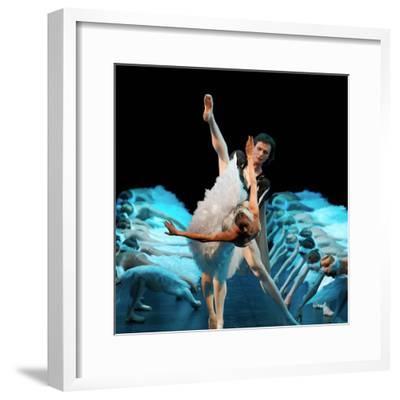 Yekaterina Borchenko as Odette--Framed Photographic Print