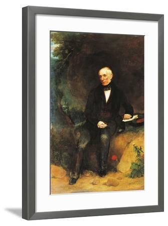 Portrait of William Wordsworth--Framed Giclee Print