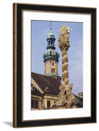 Firewatch Tower--Framed Photographic Print