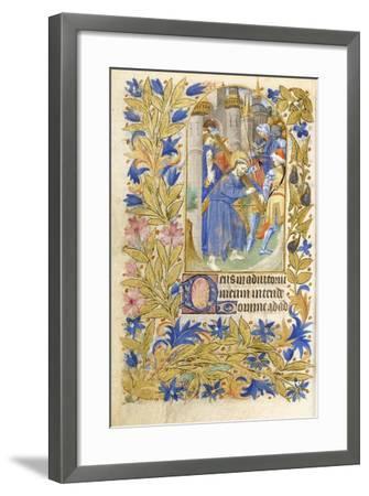 Christ Carrying the Cross, 1464--Framed Giclee Print