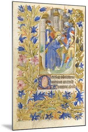 Christ Carrying the Cross, 1464--Mounted Giclee Print