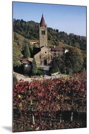 Church of St Egidio Abbey--Mounted Giclee Print